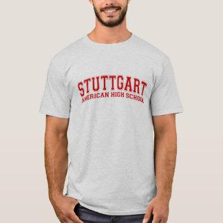 T-shirt Lycée américain de Stuttgart