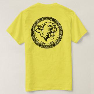 T-shirt Lycée de Curundu, République du Panama