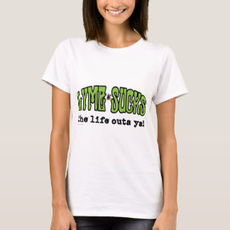 T-shirt Lyme suce