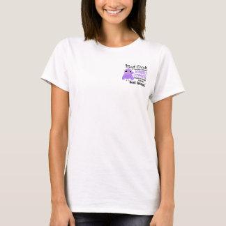 T-shirt Lymphogranulomatose maligne folle de meilleur ami