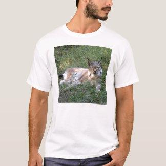 T-shirt lynx sibérien 028