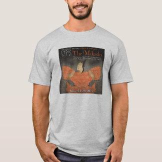 T-shirt lyrique de fonte de théâtre -- Le Mikado