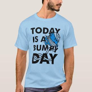 T-shirt M. Bump   est aujourd'hui un jour inégal
