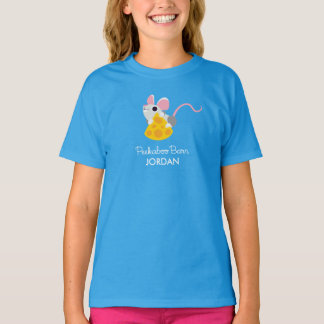T-shirt M. Cheeseman la souris