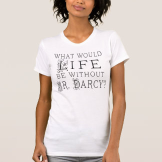 T-shirt M. drôle Darcy Reading Quote