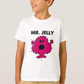 T-shirt M. effrayé et nerveux Jelly