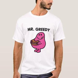 T-shirt M. Greedy Eating Cake