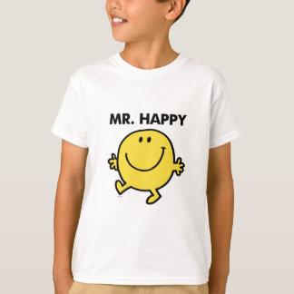 T-shirt M. Happy | dansant et souriant
