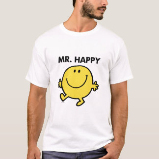 T-shirt M. Happy | dansant et souriant
