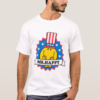 T-shirt M. Happy Election Seal