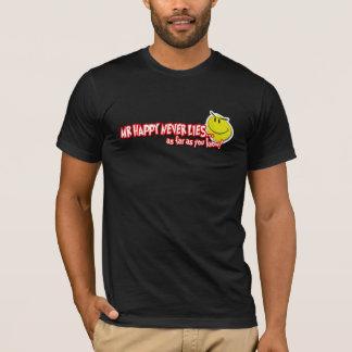 T-shirt M. heureux….ne se trouve jamais