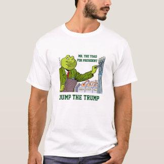 T-shirt M. Le crapaud pour le président #2
