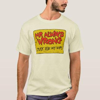 T-shirt M. mal…