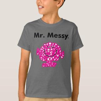 T-shirt M. Messy Is Cute de M. Men |, mais malpropre