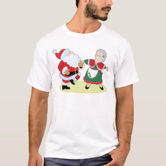 T-shirt M. Mme Claus