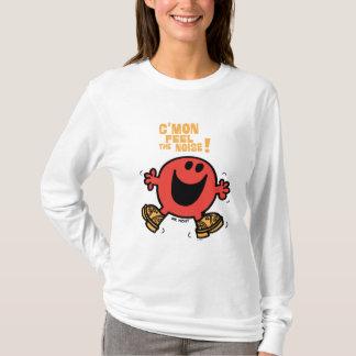 T-shirt M. Noisy de danse d'entrave