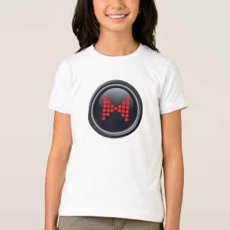 T-shirt M. Peabody Bowtie Button
