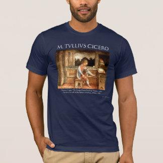 T-shirt M. Tullius Cicero (le double a dégrossi)
