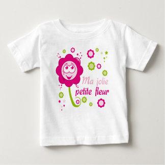 T-shirt Ma jolie petite fleur