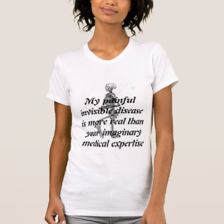 T-shirt Ma maladie