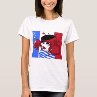 T-shirt Ma puce française