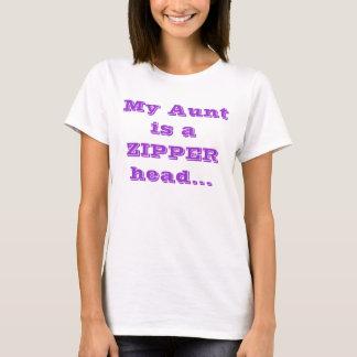 T-shirt Ma tante est un chef de TIRETTE…