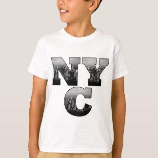 T-shirt Ma ville