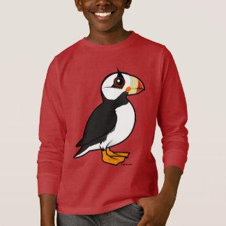 T-shirt Macareux à cornes de Birdorable