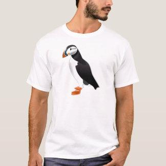 T-shirt Macareux atlantique