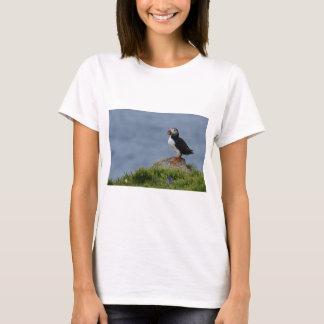 T-shirt Macareux attentif