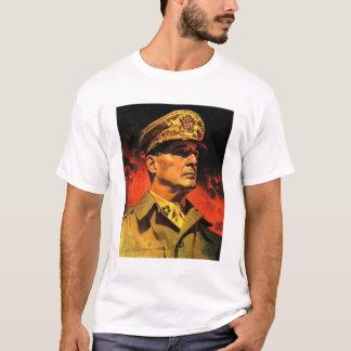 T-shirt MacArthur - devoir, honneur, pays