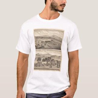 T-shirt Mâchez, des résidences de Stanley, fermes