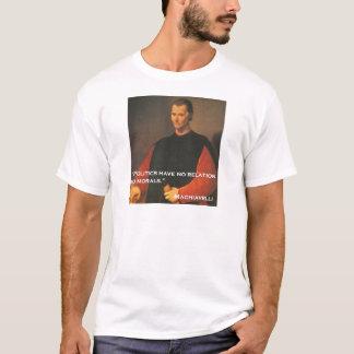 T-shirt Machiavel 2