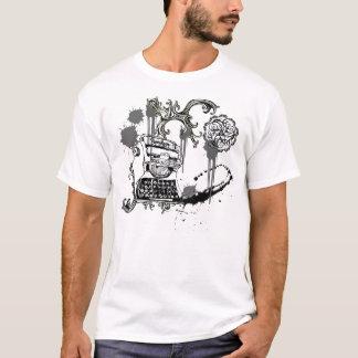T-shirt Machine à écrire