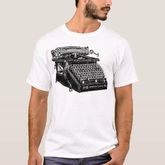 T-shirt Machine à écrire 1910