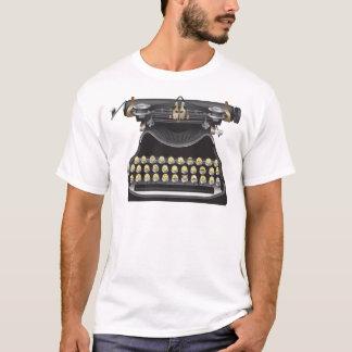 T-shirt Machine à écrire d'Emoji