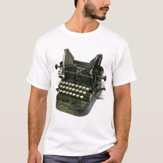 T-shirt Machine à écrire vintage d'Oliver #3