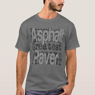 T-shirt Machine à paver d'asphalte Extraordinaire