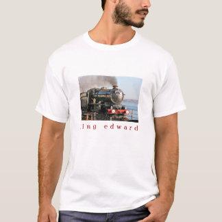 T-shirt Machine à vapeur du Roi Edouard 1