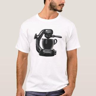 T-shirt Machine de café express atomique