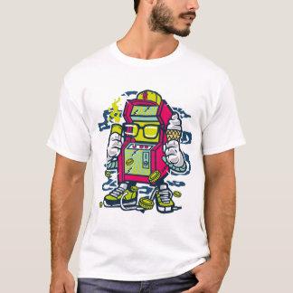 T-shirt Machine de Gamer