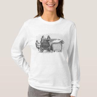 T-shirt Machine de guerre romaine pour les javelots de