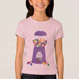 T-shirt Machine pourpre de Gumball