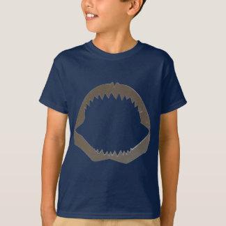 T-shirt Mâchoires de requin de chrome