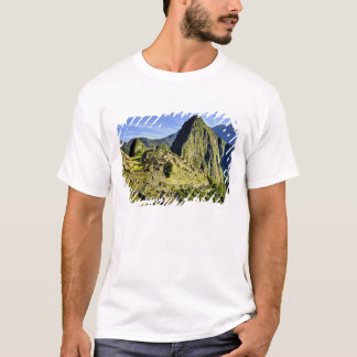 T-shirt Machu antique Picchu, dernier refuge de