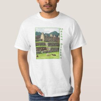 T-shirt Machu Picchu Pérou