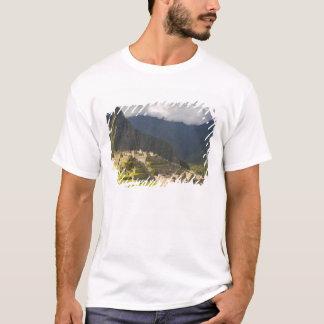T-shirt Machu Picchu, ruines antiques, monde 4 de l'UNESCO