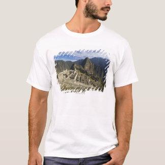T-shirt Machu Picchu, site de patrimoine mondial de