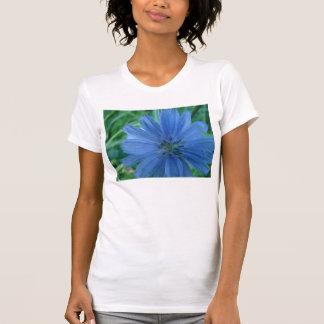 T-shirt Macro bleu