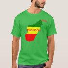 T-SHIRT MADAGASCAR RASTA